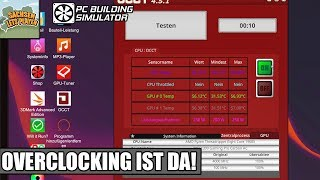 PC Building Simulator #75 - Overclocking ist da!  - IT SIMULATION Deutsch