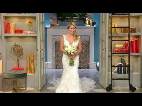 Bride Gets Wedding Dress of Her Dreams After Losing Her Original
