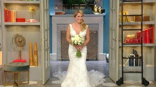 Bride Gets Wedding Dress of Her Dreams After Losing Her Original | The Rachael Ray Show