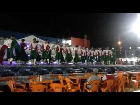 Dança do Café XV de Outubro - 2014 - Festival Folclórico do Hiléia - Manaus
