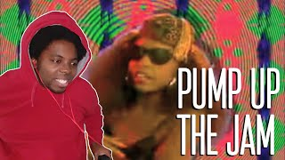 TURN UP! Technotronic - Pump Up The Jam (REACTION!!!)