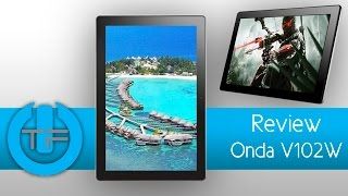 Review Tableta Onda V102W con WIndows 8 1