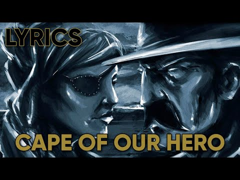 Volbeat - Cape of our Hero (Lyrics)