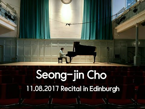 Seong-jin Cho- 11.08.2017 Recital in Edinburgh, UK
