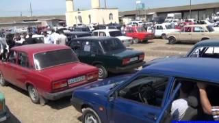 Cəlilabadda maşın bazarında durğunluq yaşanır.11 05 2015