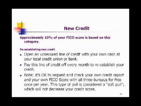 Unlocking the Secrets of Credit Scoring