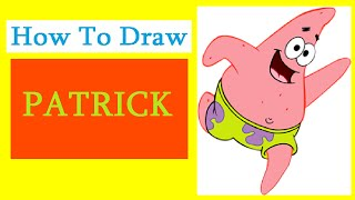 How to Draw a Patrick / Как нарисовать Патрика(Drawing Channel - https://www.youtube.com/channel/UCaZm6IvtL9zNeDwQi571asA/videos Канал для рисования ..., 2015-03-05T18:01:35.000Z)