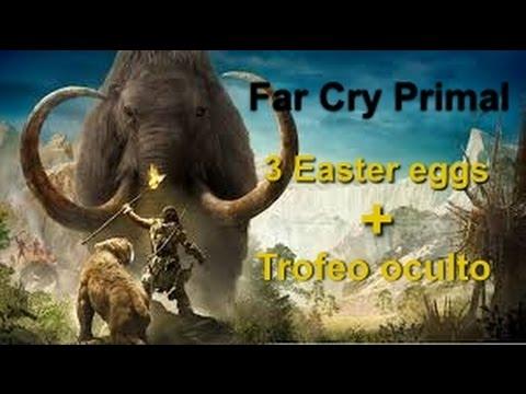 Far Cry Primal|Easter eggs+Trofeo Oculto