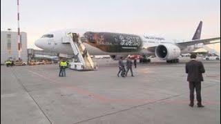 В Петербург прибыла сборная Саудовской Аравии по футболу - Россия 24