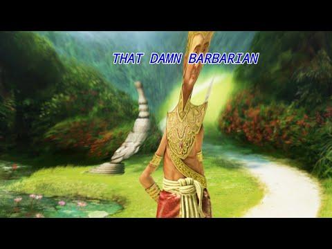 Sid Meier's Civilization V Lets-Play That Damn BARBARIAN |