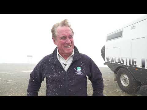 Earthcruiser Expedition: Snowstorm