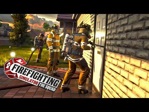 Firefighting Simulator The Squad # 5 - Wir retten die Familientaube