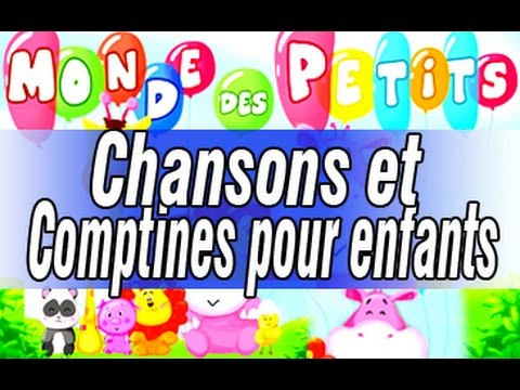 fr comptines et chansons pour enfant 0 6 ans partie 2 youtube. Black Bedroom Furniture Sets. Home Design Ideas