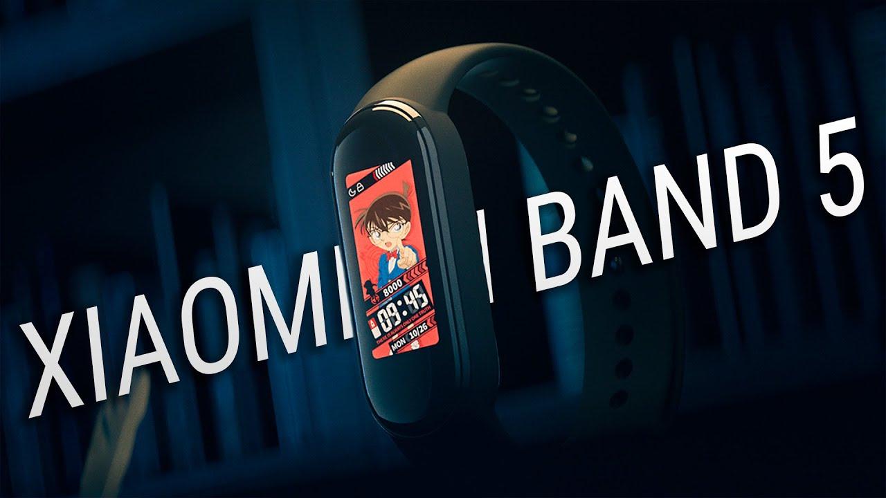 Xiaomi Mi Band 5 обзор и распаковка ЛУЧШЕГО фитнес браслета или НЕТ? / КОНКУРС