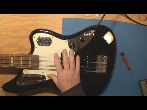 Fender Jaguar Bass   Could Drive You Crazy