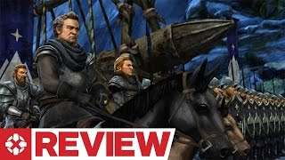 Game of Thrones: Episode 6 -- The Ice Dragon Review