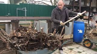 Быстрое приготовление компоста за сезон без затрат и труда online video cutter com