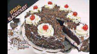 Bangladeshi black forest cake recipe