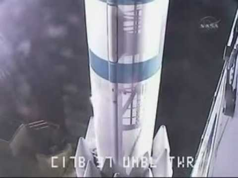 Kepler spacecraft launch 1st stage