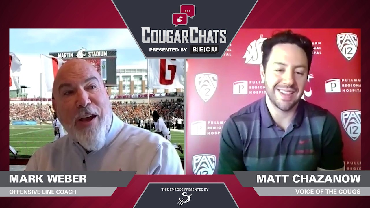 Image for WSU Athletics: Cougar Chats with Coach Mark Weber webinar