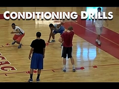 DeMatha Basketball Competitive Conditioning Drills (2010)