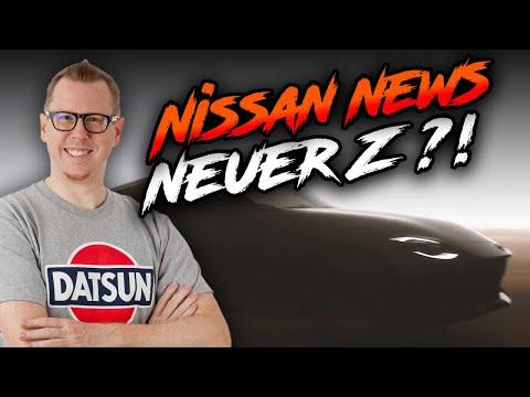 Endlich Ein Neuer Z?! - Nissan News 05/2020