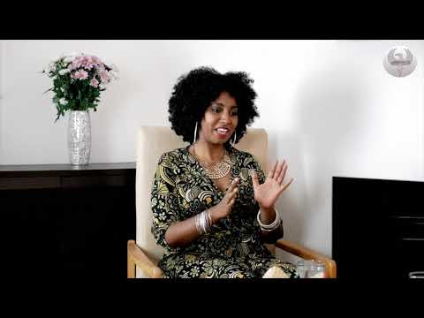 The Mary Show Presents - Lidiaana music - Eritrean diaspora singer - ( Official Interview ) Part 1