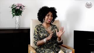 The Mary Show Presents - Lidiaana music - Eritrean diaspora singer - ( Official Interview ) Part 1