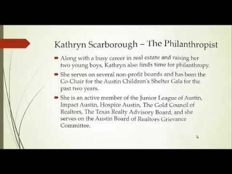 Kathryn Scarborough - Austin's Top Luxury Realtors