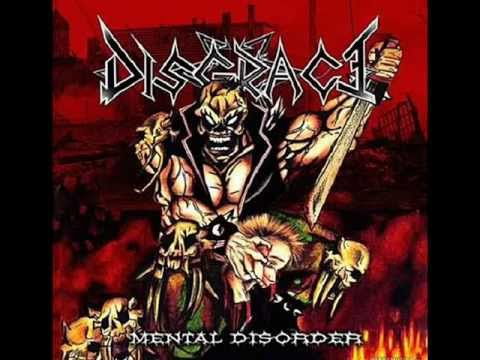 Disgrace - Mental Disorder (Full Album)