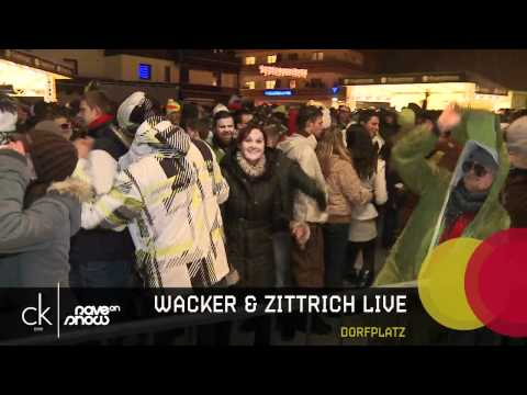 Rave on Snow 2010 -| Wacker und Zittrich |-   oficial ROS2010 / top Sound  HD Qualität