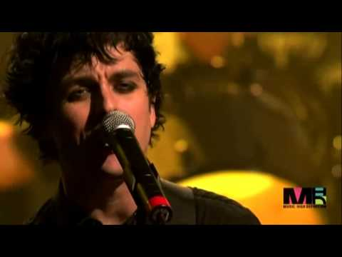 Green Day - Whatsername (Live@Storytellers 2005)