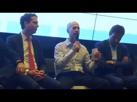 Cappitech discussing technology trends in fintech