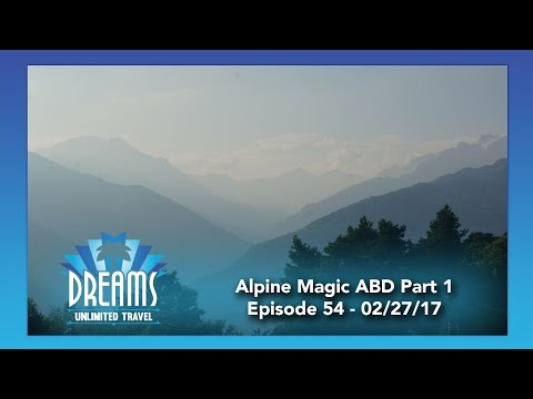 Italy and Switzerland (Alpine Magic) Adventures by Disney Part 1 | 02/27/17