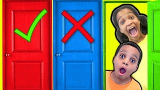 Shiloh And Shasha EPIC KNOCK KNOCK PRANKS - Onyx Kids