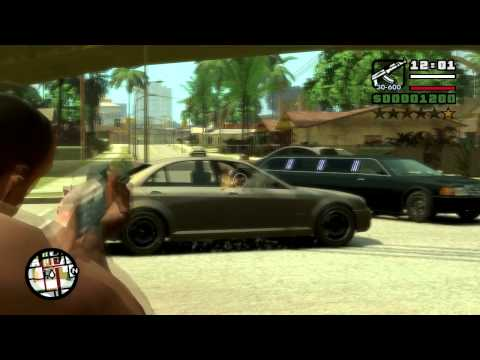 Grand Theft Auto IV: San Andreas BETA 2 Gameplay + Download