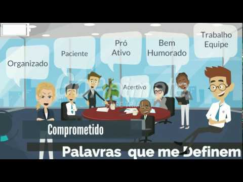 Видео Como fazer uma apresentação pessoal