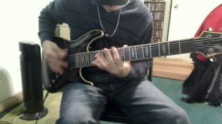 Sevendust - Decay (Guitar Cover)