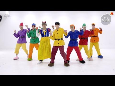[BANGTAN BOMB] '고민보다 GO (GOGO)' Dance Practice (Halloween ver.) - BTS (방탄소년단) - Простые вкусные домашние видео рецепты блюд