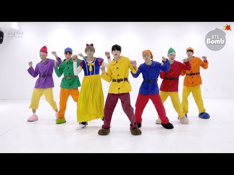 Клип BTS - GO!