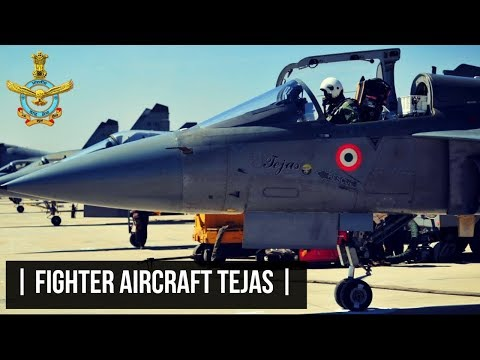 Indian Air Force Fighter Aircraft Plane - Tejas