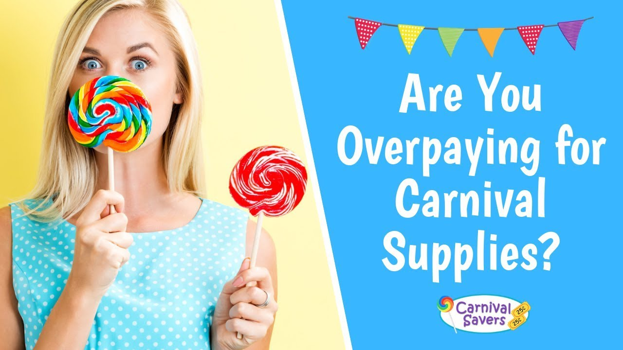 Cheap Carnival Prizes - Are You paying TOO MUCH for Your Carnival Prizes & Supplies?