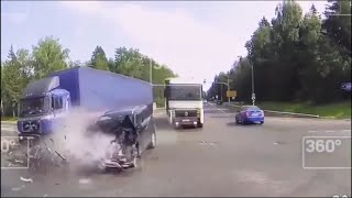 Dash Cam Car Crash Compilation 2020 | #13