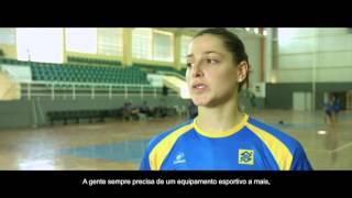 Veja a preparação da seleção brasileira de handebol feminino para os Jogos Rio 2016