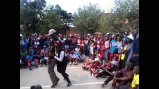 Repeat youtube video Western Bujwa Bujwa vs Batsile notty kid kgale hill jss talent