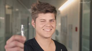 Research & Testing: Employee portrait of Florian Würsch