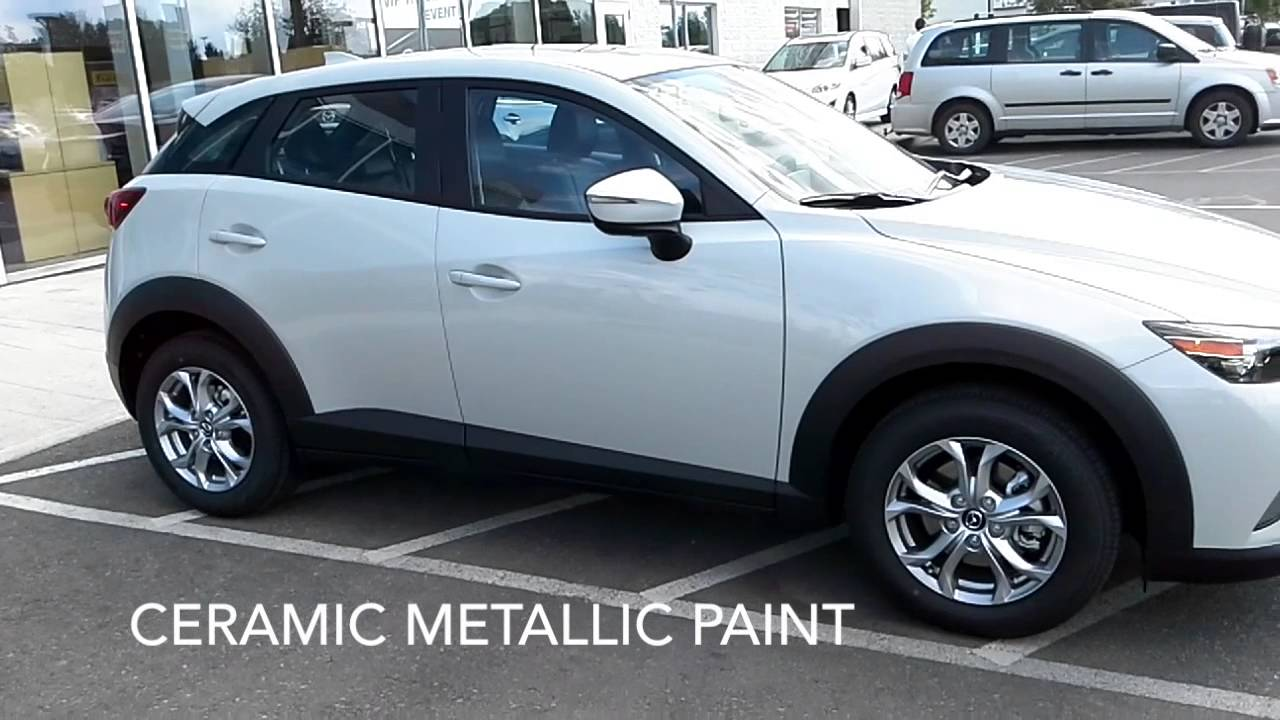 2016 Mazda Cx 3 Gs Luxury Package Review