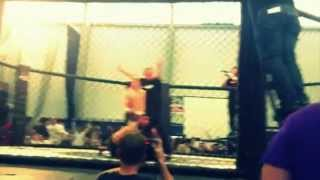 Tear Up 9: Jack Miles ( Optimum MMA ) vs Shaun Caswell ( Impact ) (DA MURPHY REMIX)
