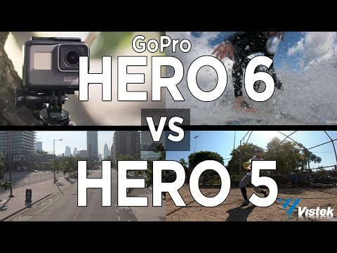 GoPro HERO 6 vs HERO 5
