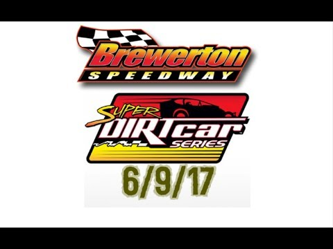 SDS Modifieds @ Brewerton Speedway 6/9/17
